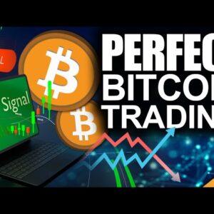 Perfect Bitcoin Trading Scenario (How to Short BTC Tutorial)