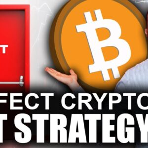 Perfect Crypto Trading Exit Strategy (How To Sell Bitcoin At The Top)