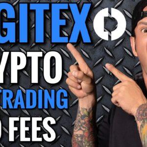 The Best Crypto Exchange with Zero Fees: Digitex DGTX Crypto