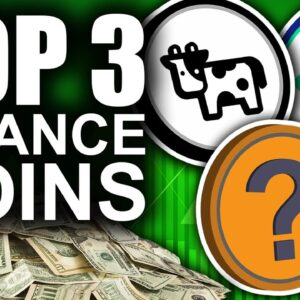 Top 3 Finance Coins in 2021 (Extreme Moonshot Potential)