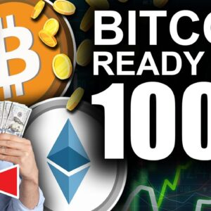 Top 3 Reasons For $100k+ Bitcoin (Ethereum Critical Moment)