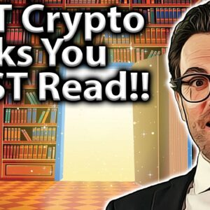 TOP 5 Crypto Books: Level Up Your Bitcoin Knowledge!! 📚