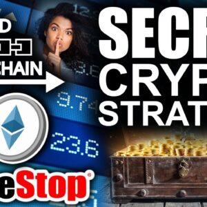 TOP Secret GameStop Crypto Strategy (Bitcoin & Ethereum 2021 Return)
