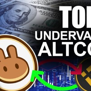 Top Undervalued Altcoin (PancakeSwap Price Prediction 2021)