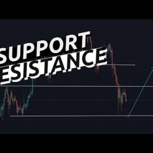 Trade Like A Boss | Support And Resistance