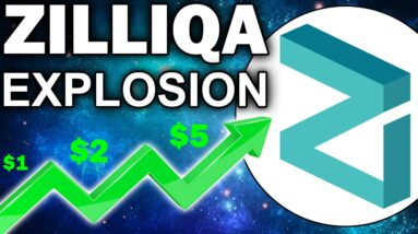 Why I Just Bought a TON of Zilliqa (ZIL) | 50X Altcoin 2021