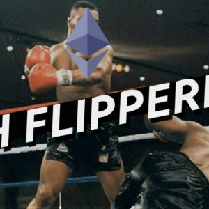 Will Eth Overtake Bitcoin | The Flippering Is Upon US