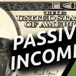 Live off 100k  Every Year | Passive Income For LIFE|  Today Using Crypto And Index Funds