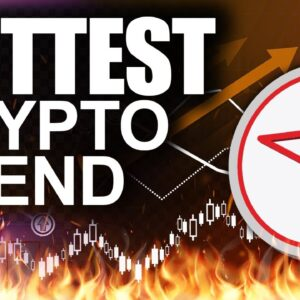 #1 HOTTEST Crypto Trend (Best Bet for Early Investors)