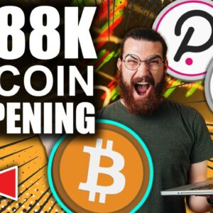 $288k Bitcoin Still in Play (Best Time For Ethereum, Cardano & DOT)