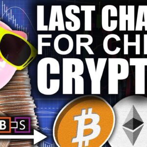Best Chance For $10,000 Ethereum in 2021 (Last Chance To Buy Cheap Crypto?)