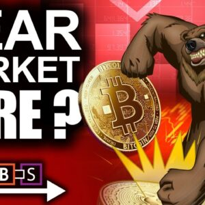 Bitcoin Bear Market Started? (Best Way To Tell It's Over For 2021)