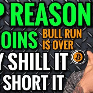 Bitcoin Crash Live: Bull Run Market Analysis