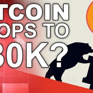 Bitcoin CRASHES Below $30K? (SUPER Important Levels to Watch)