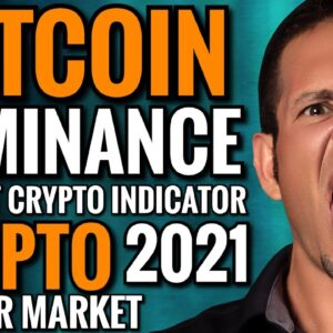 Bitcoin Dominance  : What is The Best Indicator for Trading Crypto 2021