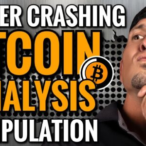 BITCOIN NEWS LIVE: BITCOIN CRASHING: BTC PRICE PREDICTIONS TODAY