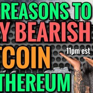 BITCOIN NEWS LIVE: ETHEREUM PRICE PREDICTIONS: CRYPTO PODCAST Episode 11