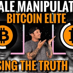 Bitcoin News Today - Whale Manipulation