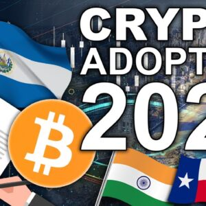 BRIGHTEST Road For Crypto (World Wide Adoption Starts in 2021)