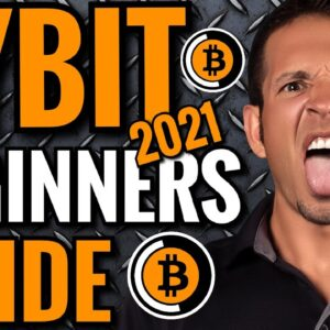 ByBit Beginner Tutorial  How to Leverage Trade Crypto