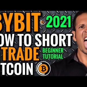 Bybit Leverage Trading Tutorial  : How to Short Bitcoin