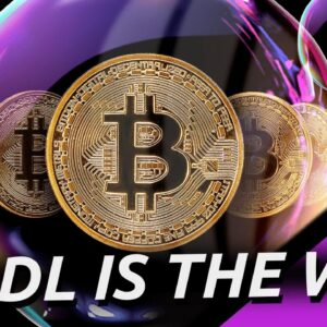 Bitcoin and Crypto are Dead | The Bubble Has Popped | Game Over SELL SELL SELL or HODL