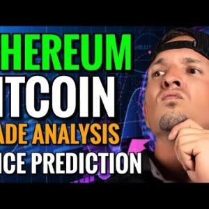 Ethereum Price predictions 2021: Bitcoin Trade Analysis Today