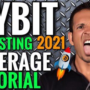 How to Adjust Leverage on ByBit   Beginner Tutorial