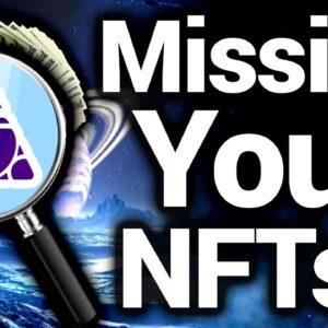 Alien World NFTs Gone Missing! (Here's How to Get Them Back In Your Wallet)