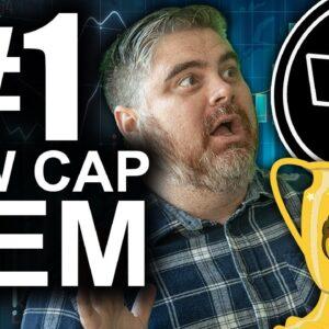 NEXT Crypto Low Cap Gem to POP (3 INCREDIBLE Updates)