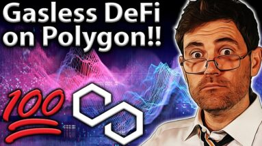 Polygon 101 Guide: How To Save ETH Gas Fees in DeFi!! ⛽️
