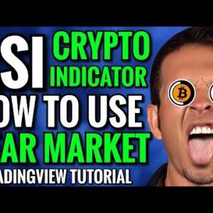 RSI Indicator for Crypto   TradingView Tutorial