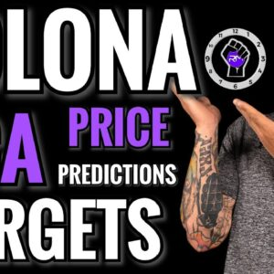 SOL CRYPTO PRICE PREDICTIONS:  SOLONA PRICE TARGETS 2021