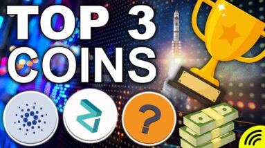 TOP 3 Coins Market Update (Don't PANIC! Time to BUY)