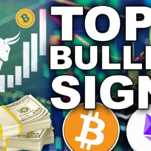 Top 3 Most Bullish Signs For Bitcoin (Best Accumulation Zone)