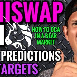 Uniswap Price Predictions 2021 Crypto Bear Market Stratigies 1
