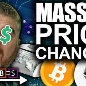 Worst Inflation In 3 Decades!! (Massive Crypto Price Changes)