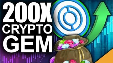 200x Underrated Crypto Gem (Why It Will DESTROY ICP)