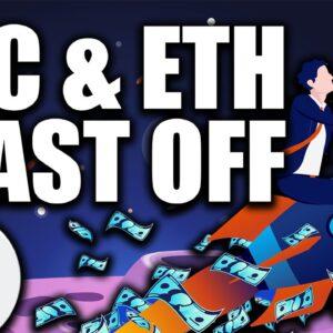 Bitcoin Analysis: BLASTING OFF to $40k (BTC & Ethereum's BEST Weekend)