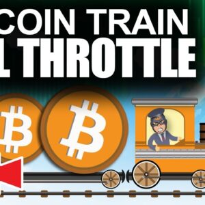 Bitcoin Bull Run Here To Stay (All Aboard The Gain Train 2021)