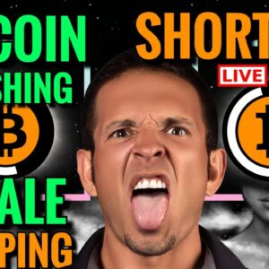 Bitcoin Crash: Bitcoin News Live: How To Short ByBit Tutorial