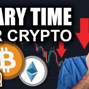 Bitcoin & Ethereum Chart Looks Terrible (Scary Time For Crypto)