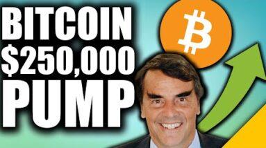Bitcoin Price: Blazing Path to $250k (Analytics Firm Predicts Crypto PUMP)