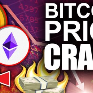 Bitcoin Price Crash (Worst Time To Sell Your Bitcoin & Ethereum)