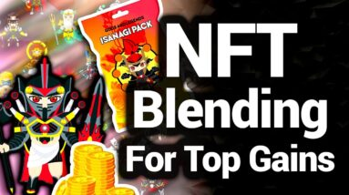 Blend Your NFTs & Increase Your Rarity With Gods & Legends