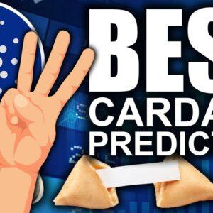 CardanoPunk 2077 (Cardano Top Three Coin Prediction)