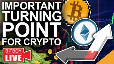 Bitcoin & Ethereum's Most Important Turning Point (Cardano Innovation Inbound)