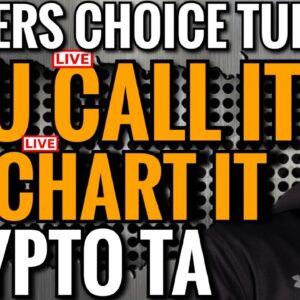 Crypto News Live. Bitcoin and Ethereum