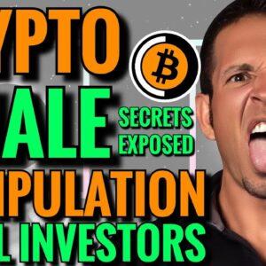Crypto News Today. Market Manipulation