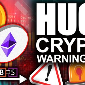 Huge Crypto Warning Sign!! (Lowest Google Searches For The Year)